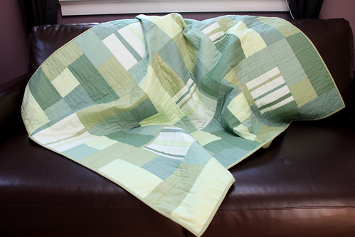 QfQ: Sea Glass - Quilt for Sale!