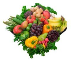 Healthy Fruits & Vegetables by khancafee