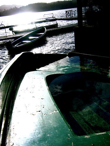 Rainwater Boat