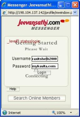 jeevansathi chat
