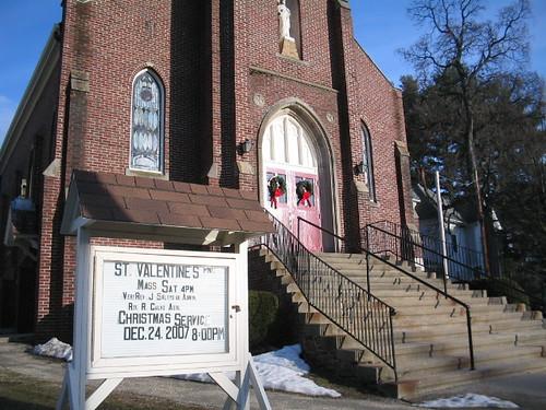st. valentines church