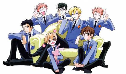ouran guys