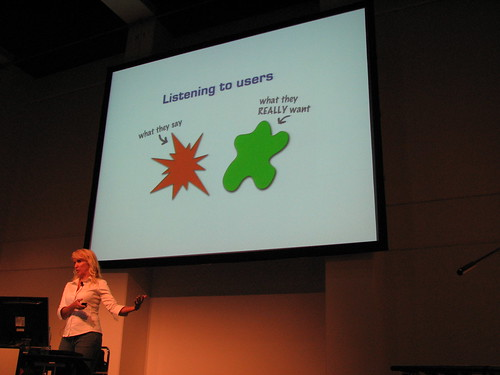 Web 2.0 Expo, Kathy Sierra 17