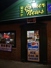 The Corner News