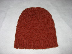 Koolhaas Hat in Karabella Aurora 8 - Rust