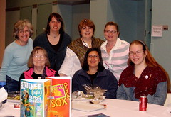 Knit Night at Stitches West 2008 2