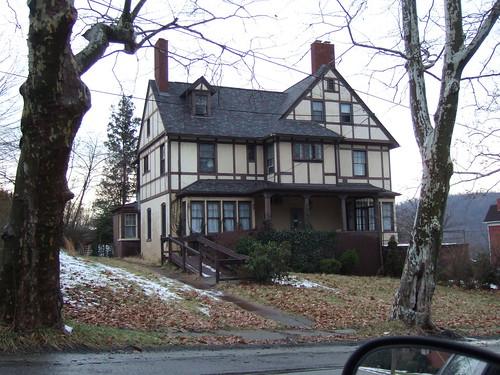 alexander house side