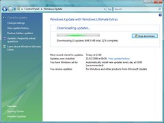 Windows Update 649mb!