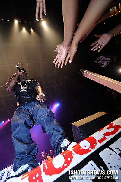 Young Jeezy @ the Pageant -- 2008.08.17