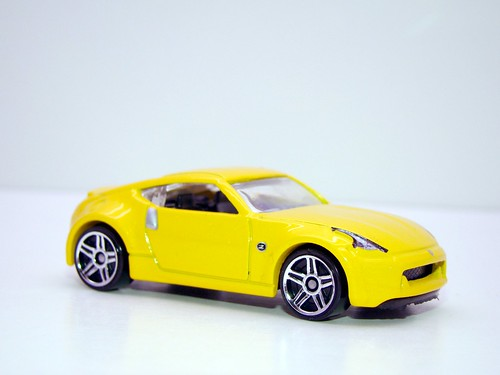 hot wheels nissan 370Z (4)