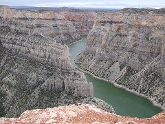 Bighorn Canyon - Devil's Overlook