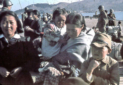Refugees: Fusan 1945