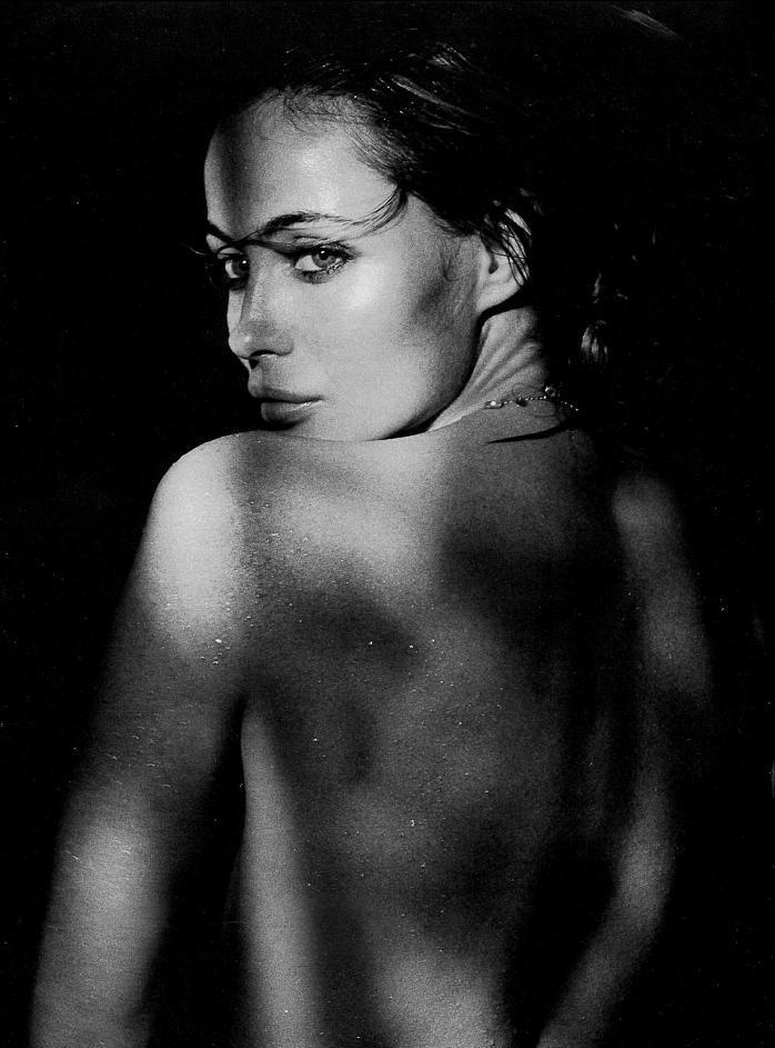 Sylvie Lancrenon - Emmanuelle Beart