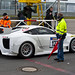 lexus lf-a racecar