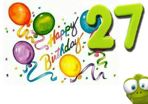 Felicitacion 27
