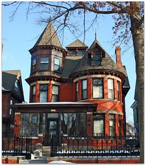 Brick Queen Anne