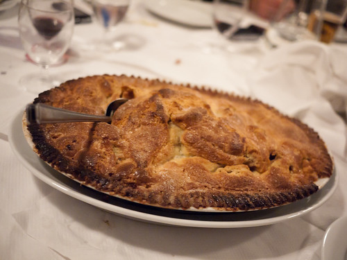 Apple Pie at St John