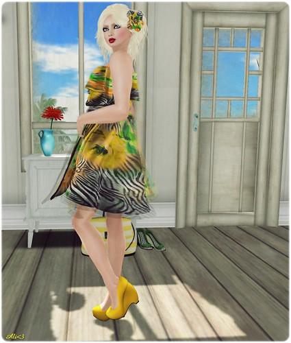 Style - Banana Beauty
