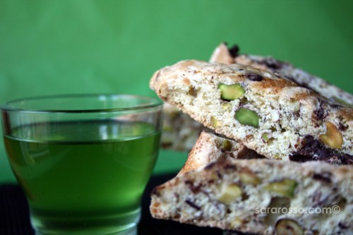 Mosaic Biscotti from Gina DePalma's Dolce Italiano