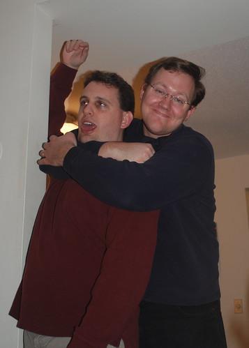 Goofing husbands