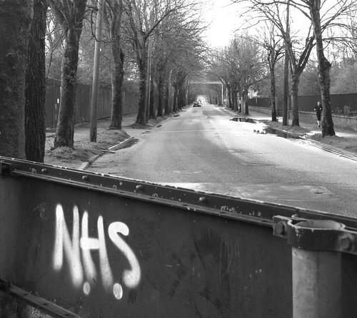 NHS Vandals