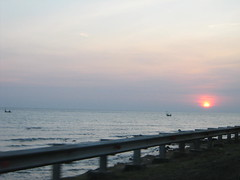 Sunrise - pantura