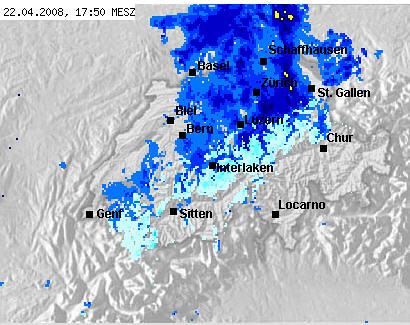 080422 Wetter in der Schweiz