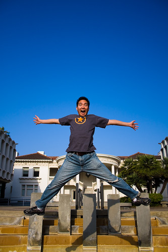 Jumpshot at Ambassador West (131/366)