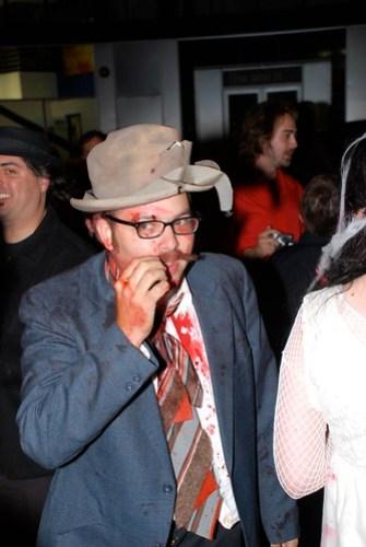 Zombie Flashmob - 12 - Chicken John!