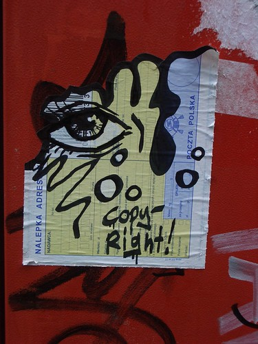 Copy-Right! Crying