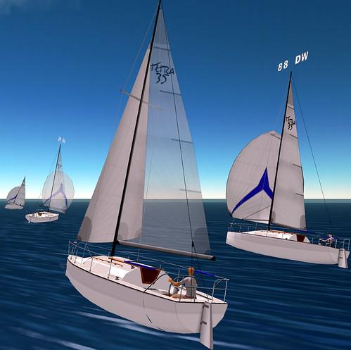 Tetra35 v1.2 racing