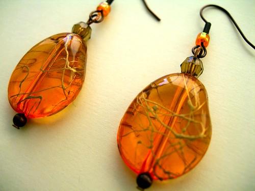 Detail (Orange & Gold)