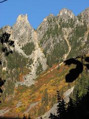 Flora Lake, 13 Oct 2007