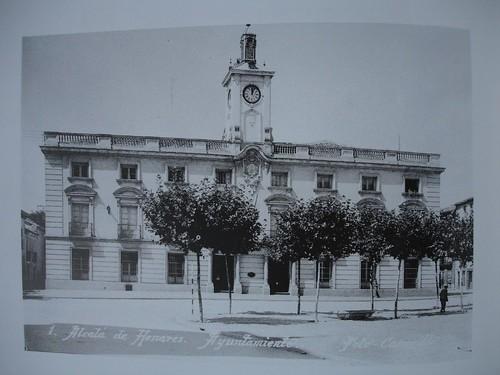 Ayuntamiento en 1930 (Tomás Camarillo)