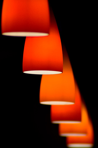 Lights. Taken with my new Tamron lens.