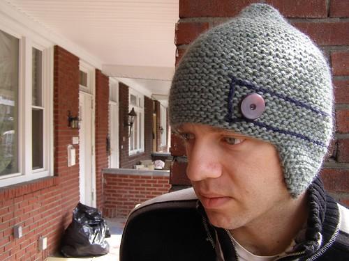 race track helmet hat - side one