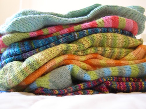 Pile 'o socks