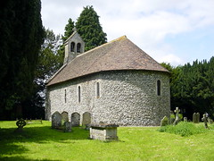St Swithun's Nately Scures