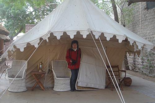 Hotel Karni Bhawan_1-44蒙古包