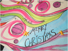 christmas card goodies #1