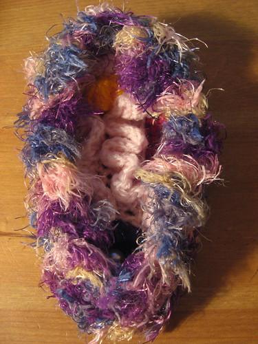 Crochet vulva!
