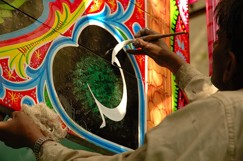 Truck Art - Pakistan