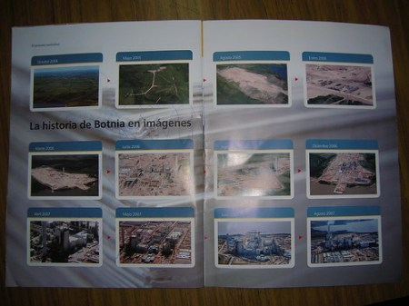 La historia de Botnia en imagenes