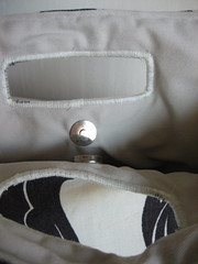 Chelsea bag detail