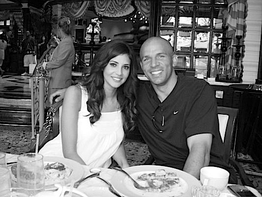 Jason Kidd + Hope Dworaczyk