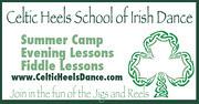 Celtic Heels School of Irish Dance