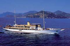 Luxury Yacht Haida G