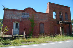 Old Seneca Buildings