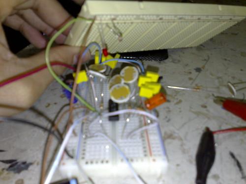 Circuit Bending - Atelier Mecatronique - Day 2
