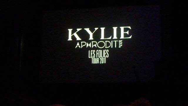 Kylie Minogue at Universal Orlando's Hard Rock Live
